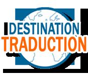 Logo Destination Traduction
